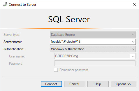PartsUnlimited  Setup WideWorldImporters sample database