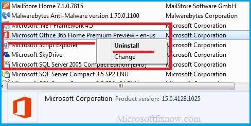 Microsoft Error Code \u2013 Microsoft Fix Now