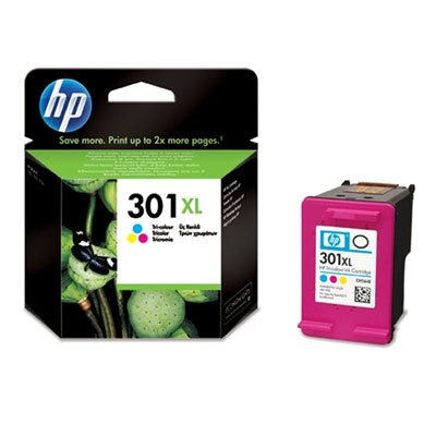 HP-301XL-Tri-color-Ink-Cartridge-Cartucho-de-tinta-para-impresoras-Cian-magenta-Amarillo-Tri-color-Inyeccin-de-tinta-20-80-40-60-C-15-32-C-Si-0