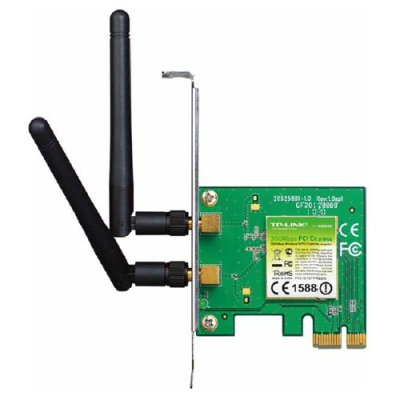 TP-LINK-TL-WN881ND-Adaptador-PCI-Express-300-Mbps-24-GHz-80211ngb-2-antenas-desmontables-0