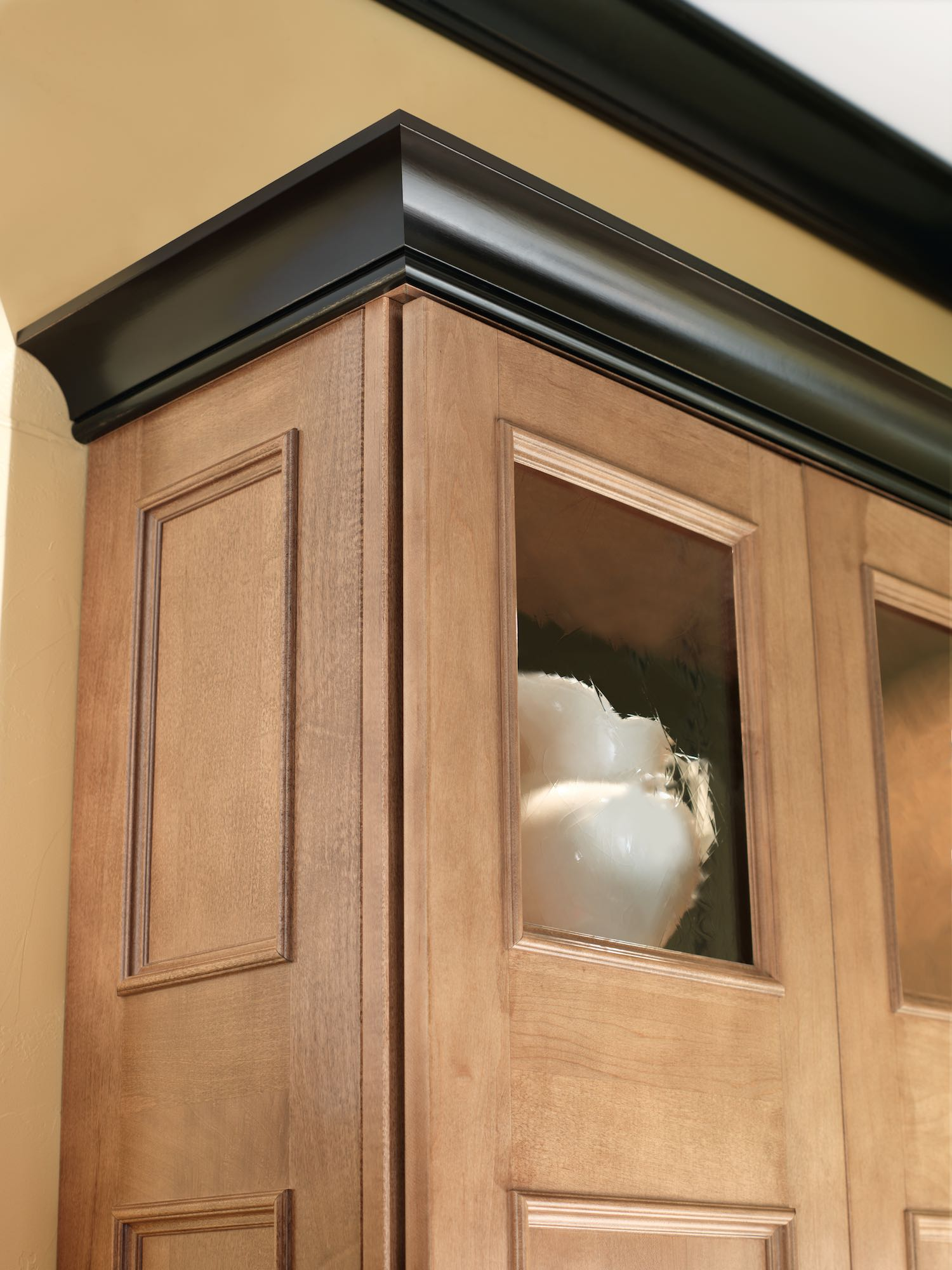Contemporary Crown Molding For Kitchen Cabinets Gallery Mid State Kitchens