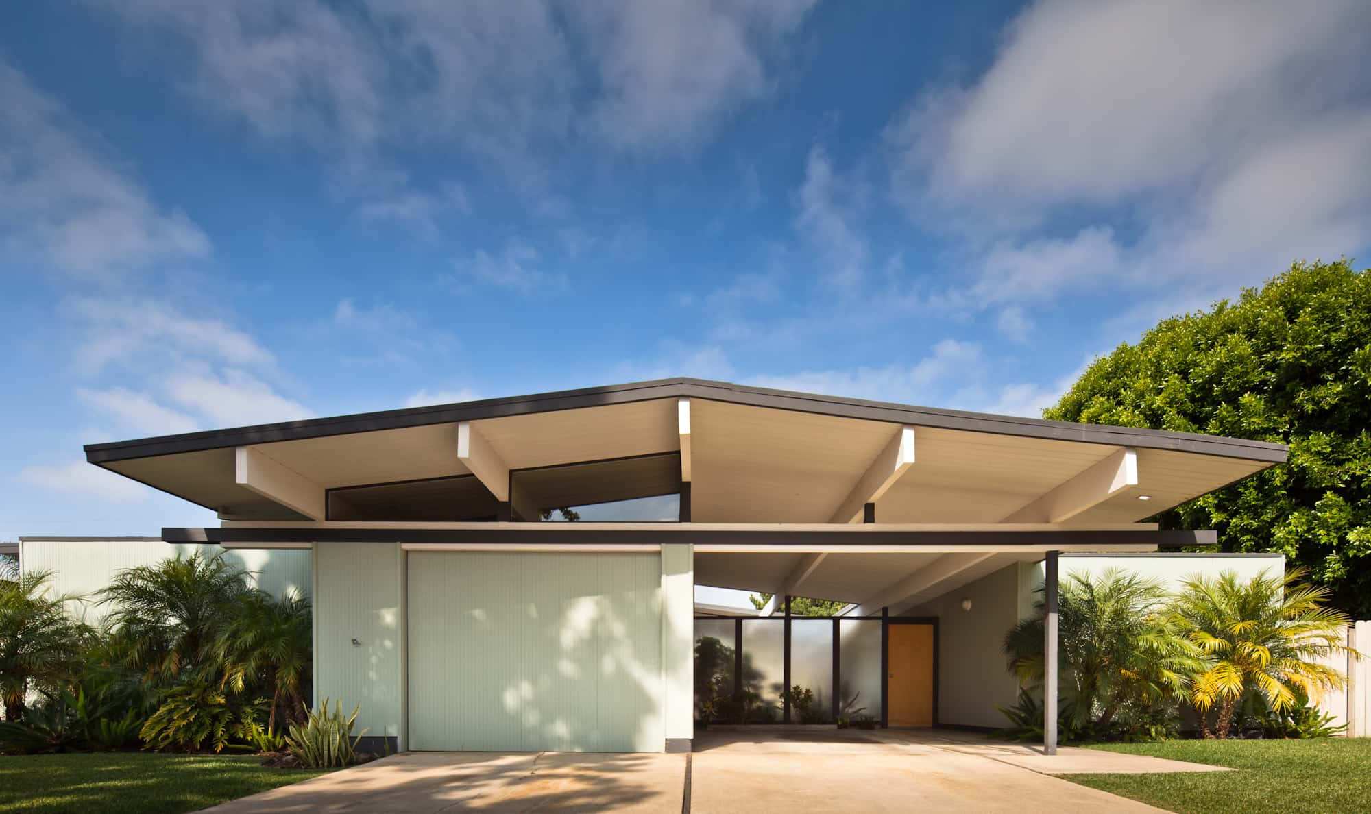 California Modern Architecture Eichler Homes From Niche To Mainstream
