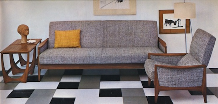 G Plan Sofa John Lewis The Great British G Plan Revival - Midcentury - The Guide
