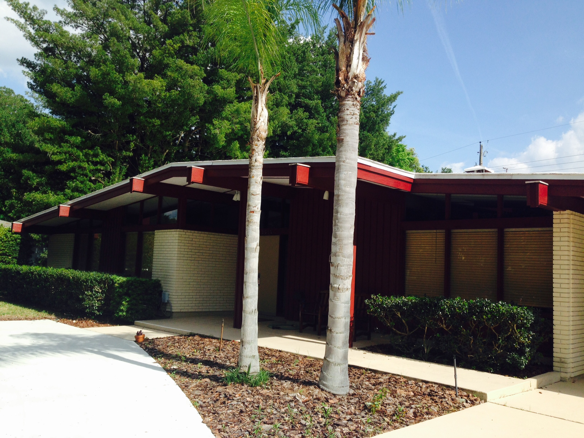Mid century modern homes in tampa florida - Home modern