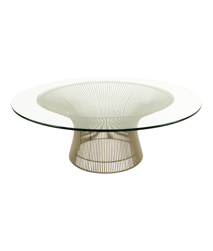 Knoll Table Warren Platner For Knoll Mid Century Coffee Table
