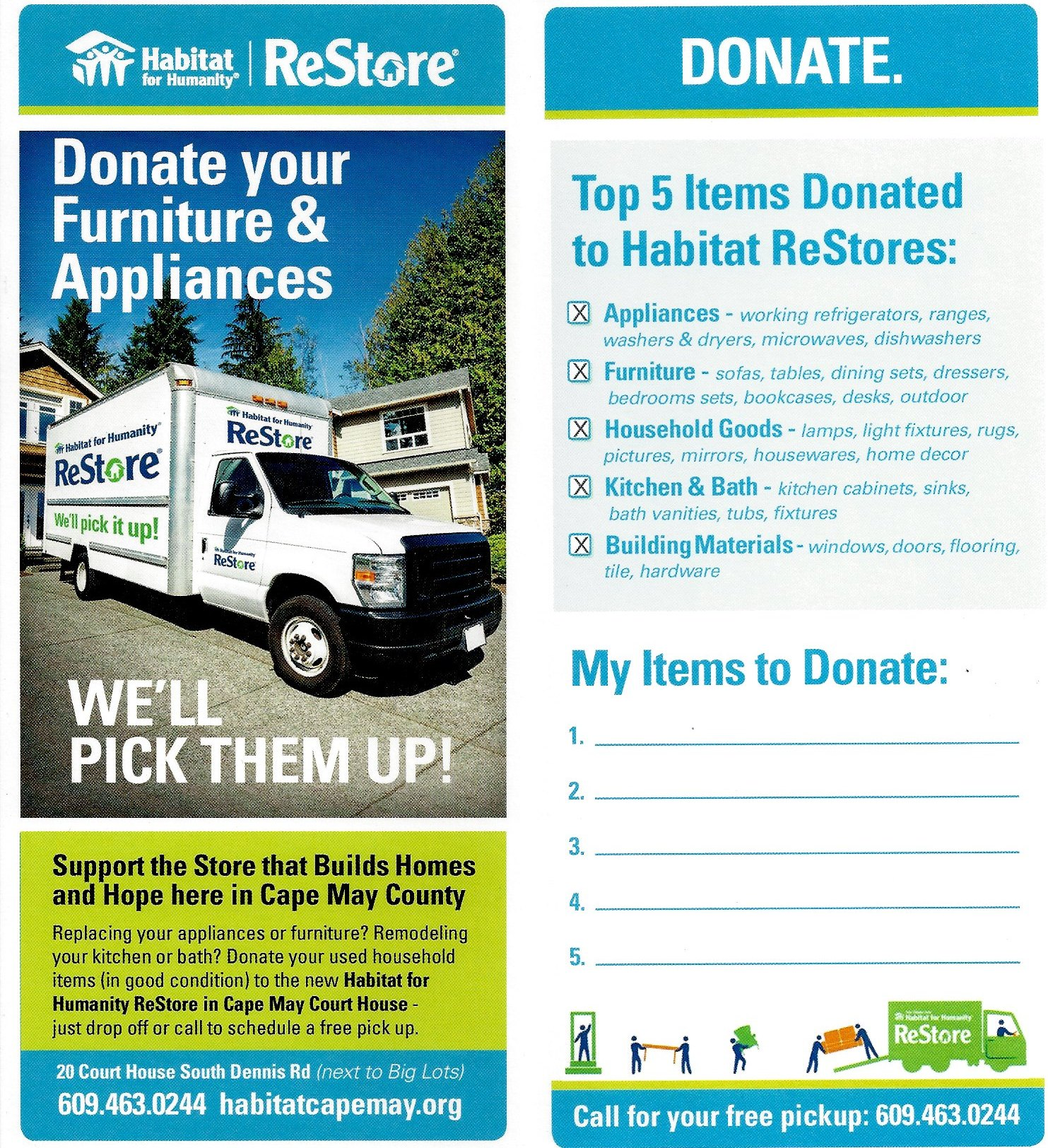Donate Furniture Near Me Pick Up Habitat For Humanity Restore Donate Furniture Appliances