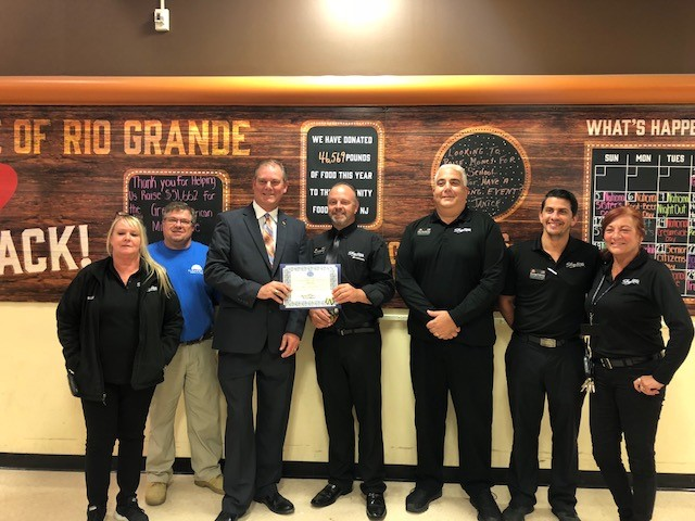 Rio Grande ShopRite was Chosen as Middle Township\u0027s Business of The