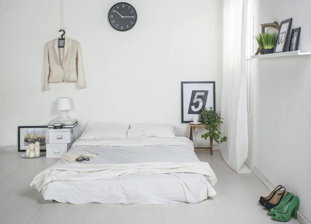 Decoracion Minimalista Para Apartamentos Pequenos