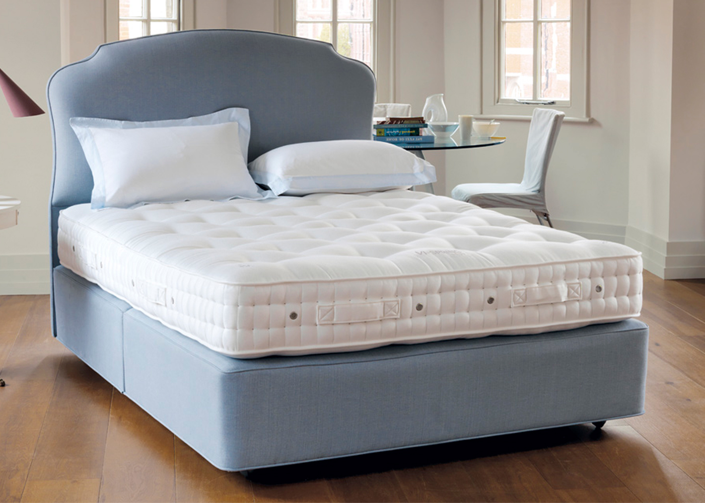 Vi Mattress Vi Spring Baronet Superb Bed Midfurn Furniture Superstore