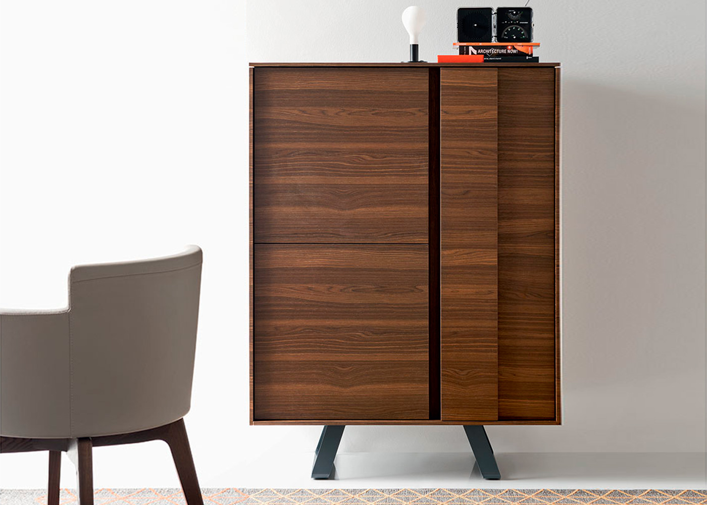 High Board Calligaris Secret Highboard Midfurn Furniture Superstore