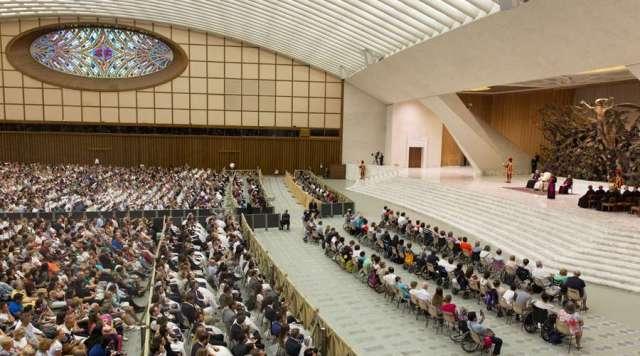 TEXTO: Catequesis Papa Francisco sobre el perdón como motor de esperanza