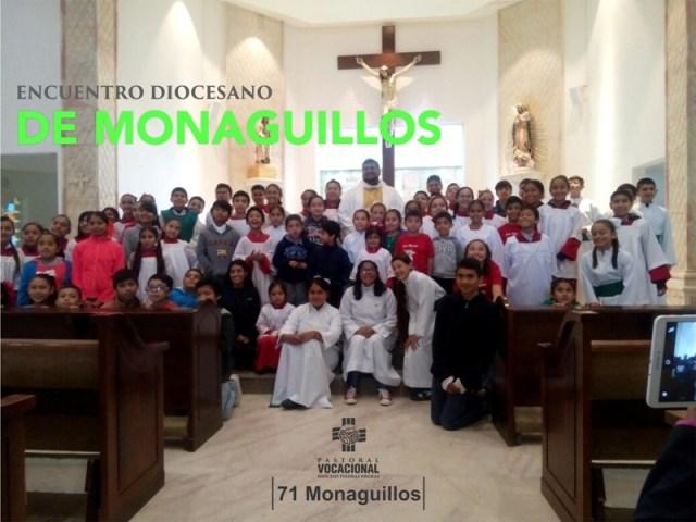 CON GRAN ÉXITO SE LLEVA A CABO EL ENCUENTRO DIOCESANO DE MONAGUILLOS