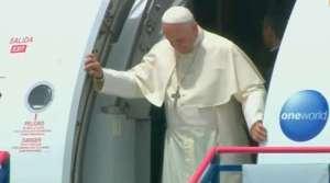 El Papa en Perú: Francisco ya está en Puerto Maldonado