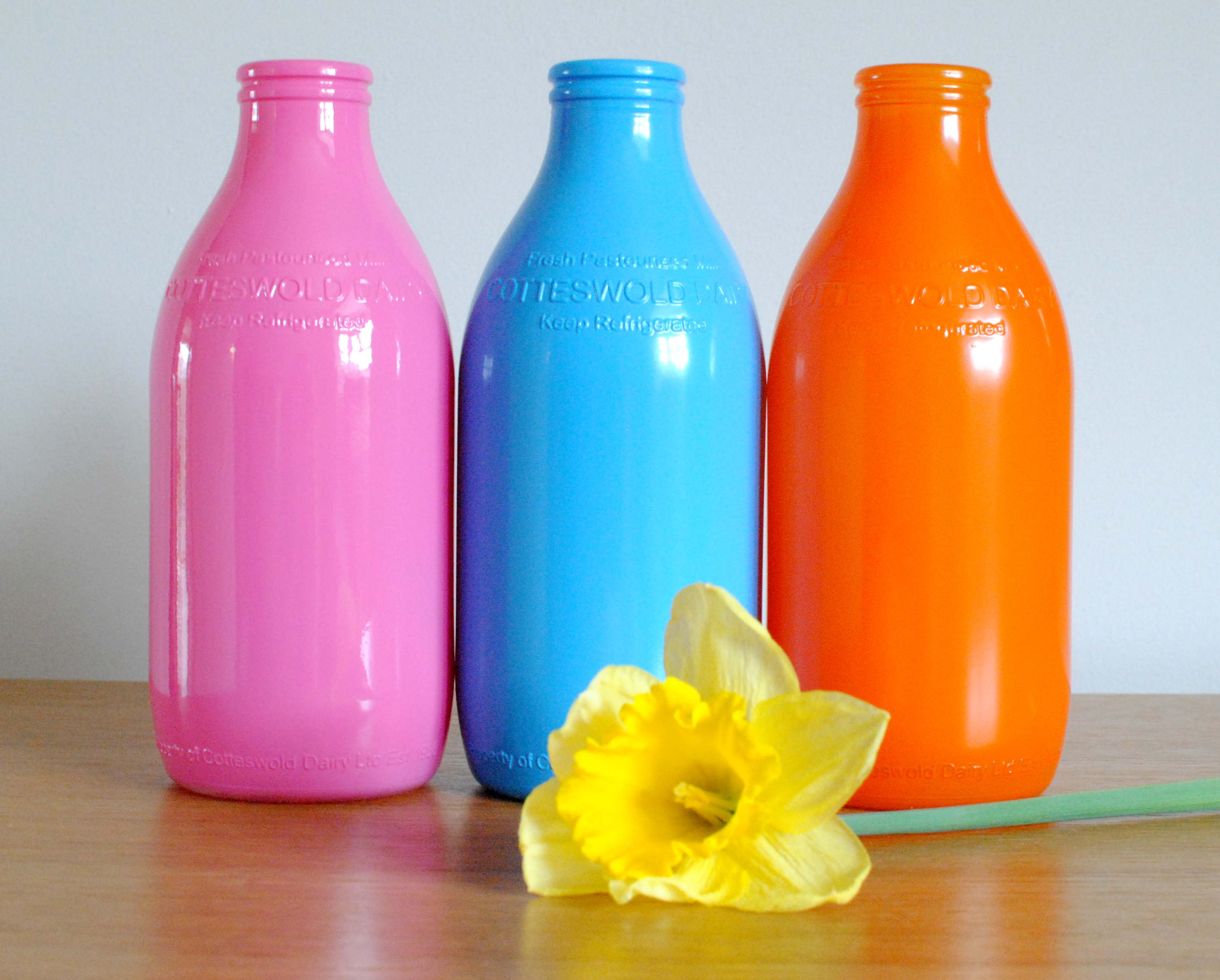 Milk Bottles For Decoration Got Milk