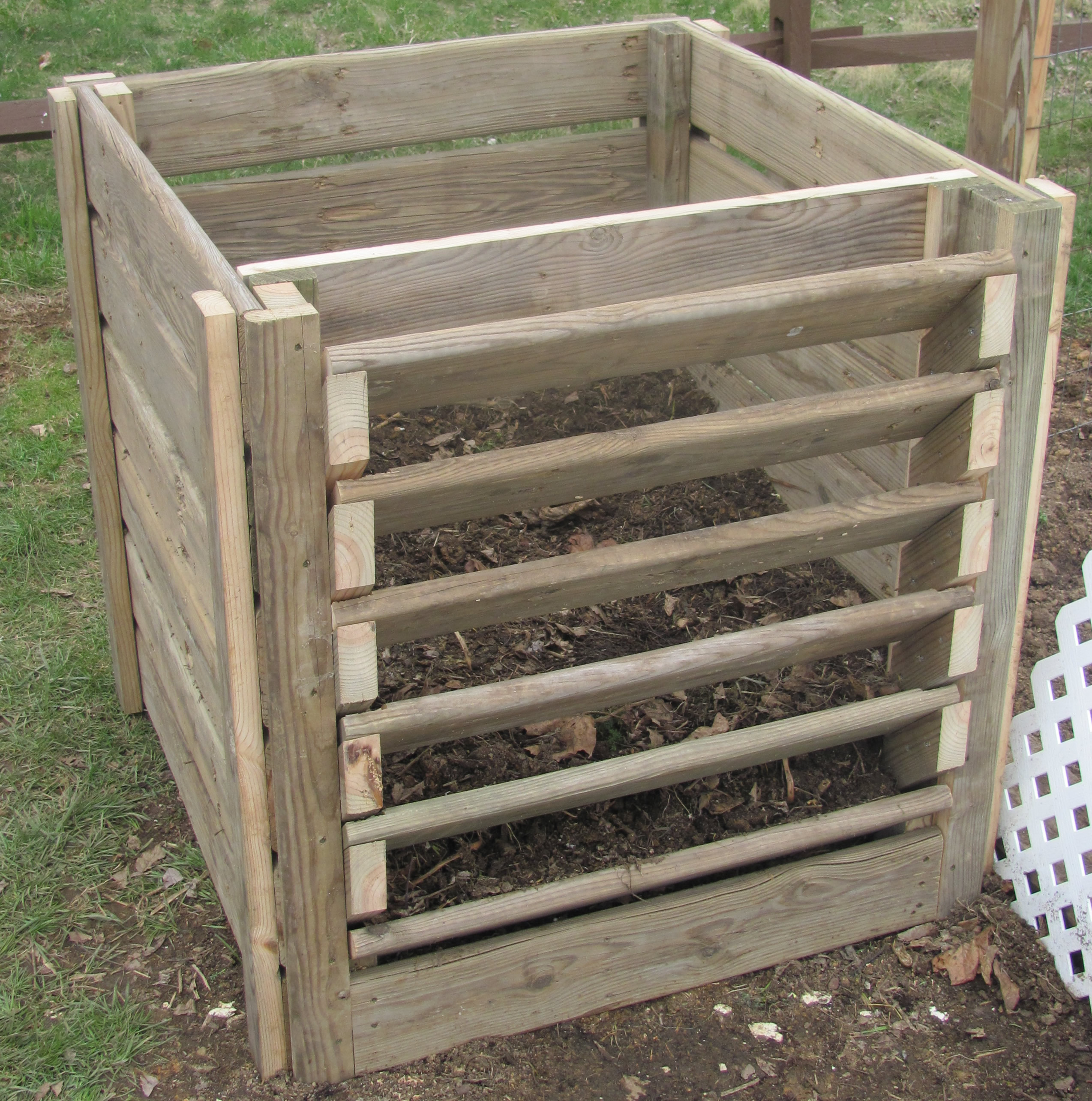 Diy Compost Bin Plans Compost Bin Plans Pdf Pdf Woodworking
