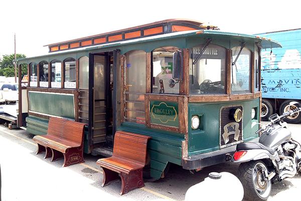 Train Car Dining FoOd TrUCks Pinterest Food Truck