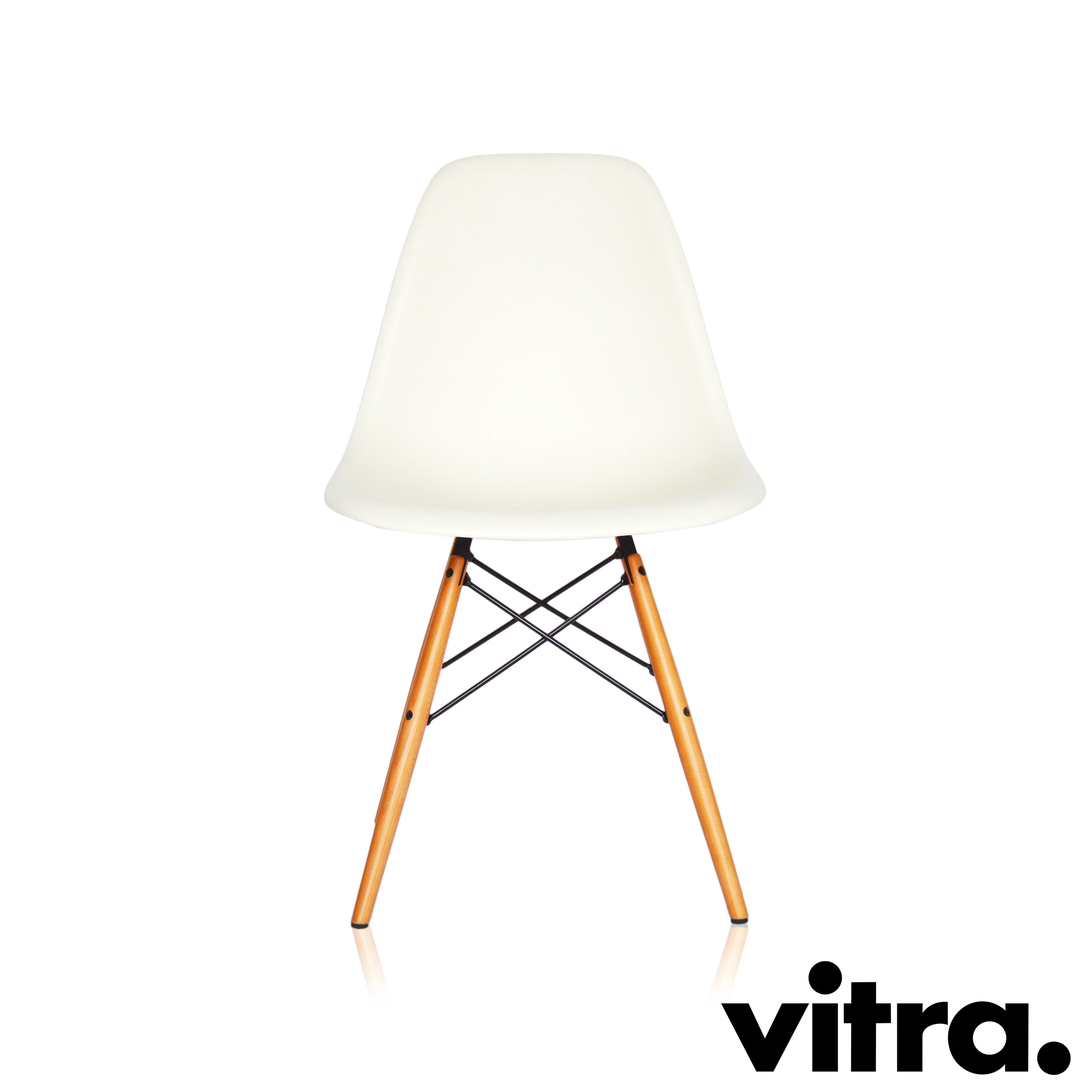 Vitra Eames Side Chair Vitra Eames Plastic Side Chair Dsw Weiss Neue Höhe