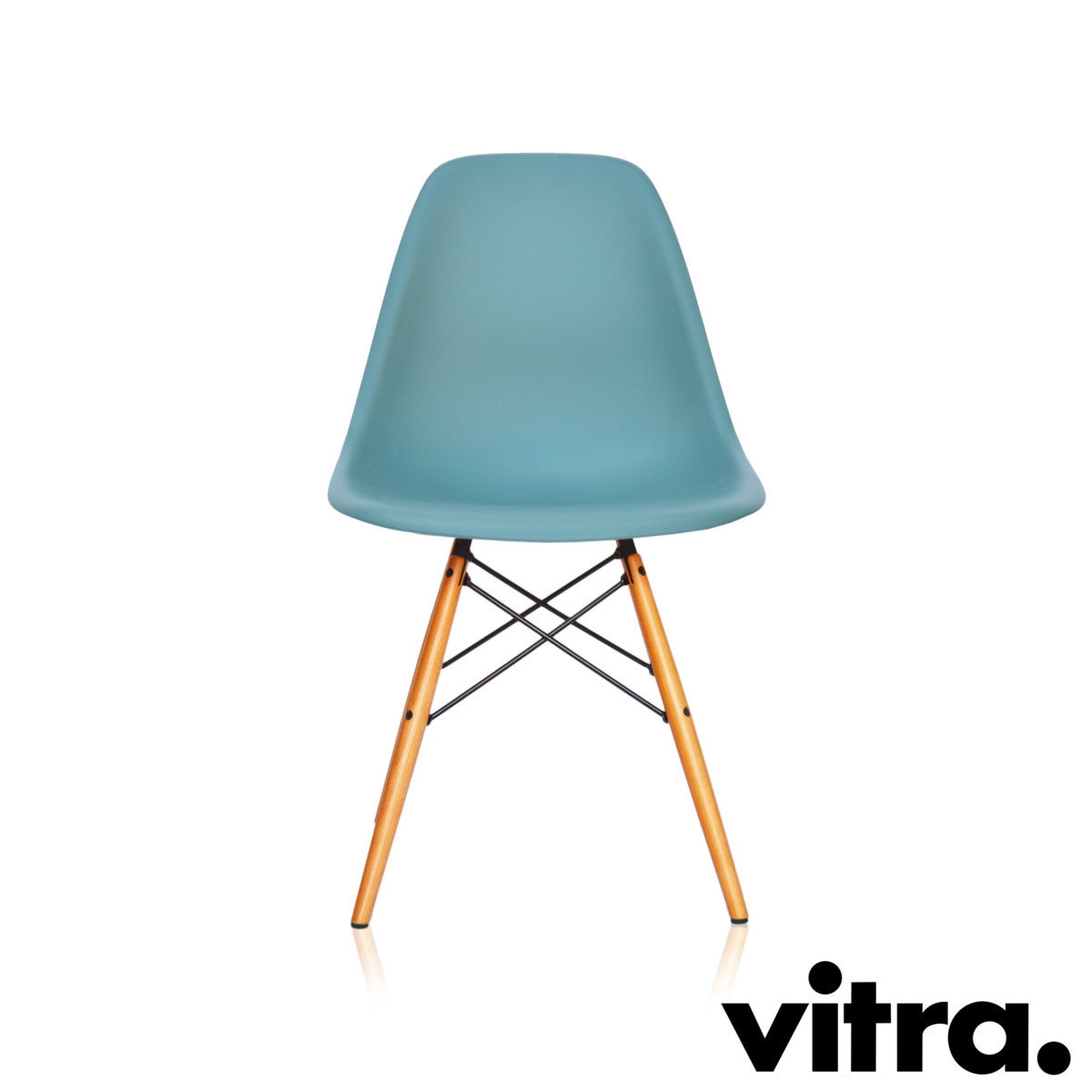 Vitra Eames Plastic Side Chair Dsw Vitra Eames Plastic Side Chair Dsw Ocean 43 Ahorn Neue Höhe