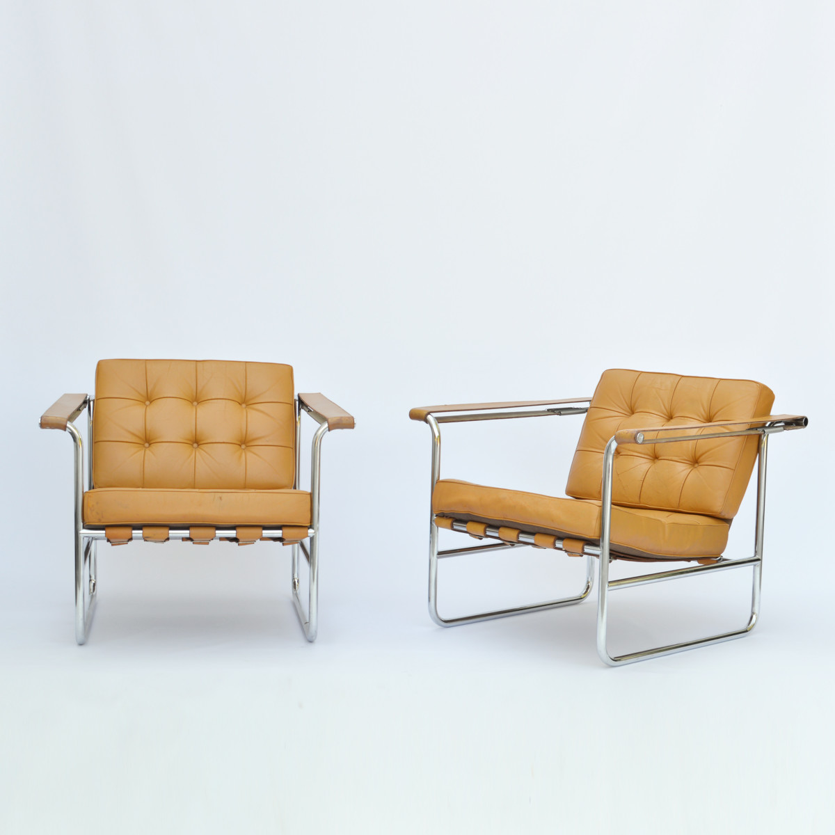 Sessel Curry Armchair He 113 By Hans Eichenberger For De Sede