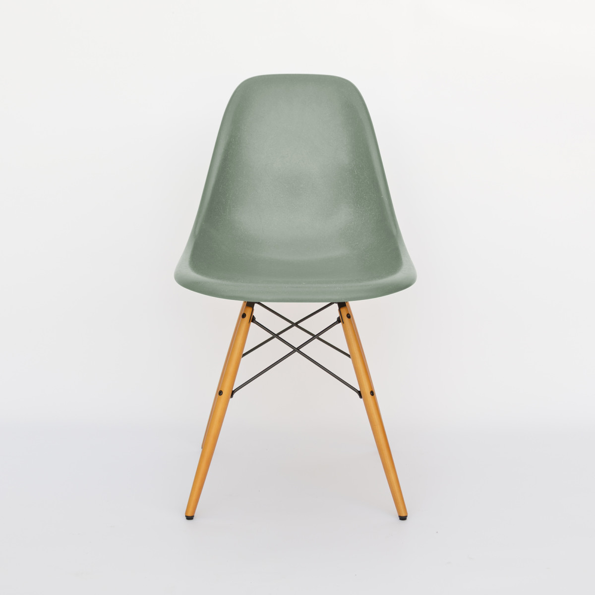 Vitra Eames Side Chair Vitra Eames Fiberglass Chair Dsw Sea Foam Green 2018