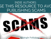 Indie Authors: Use This Resource to Avoid Publishing Scams