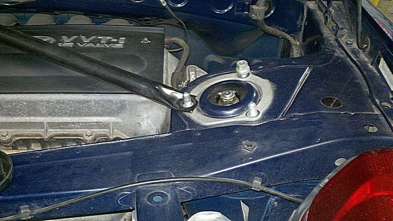 Mr2 Spyder  U2022 How To Swap The Rear Suspension