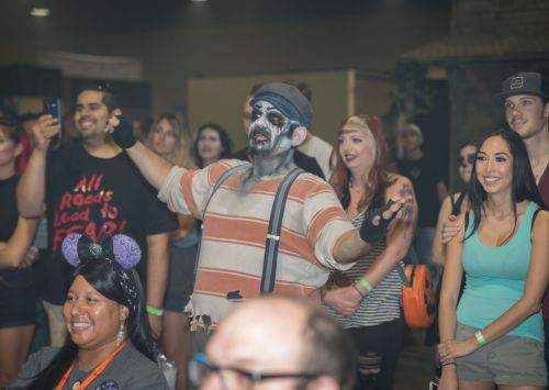 Long Beach Gazettes' slideshow: Midsummer Scream 2016