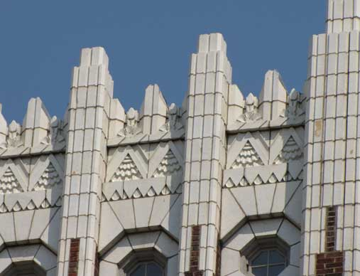 art deco fans get a tour of some cool buildings in midtown midtown