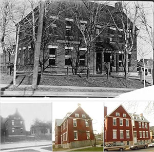 Day recently posted photos of the Van Horn Elementary School (previously known as Mellier Place School) in Volker on the History Buffs Facebook page.