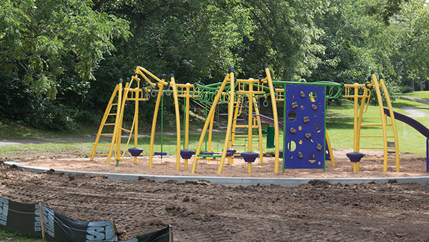 The neighborhoods around Roanoke Park have worked together on cleaning up the park and improving play equipment. Now they're meeting to discuss potential joint efforts to increase safety and security.