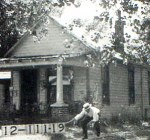 In 1940, this house stood at 47th and Summit, an block of the Plaza where homes have been replaced by businesses.