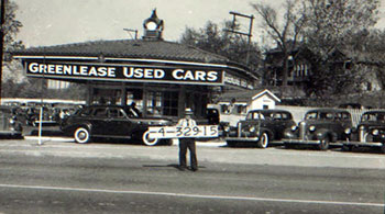 Car dealers once dominated all the corners of 30th and ...