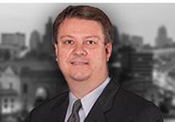 New Mayor Pro Tem Scott Wagner. Courtesy City of Kansas City.