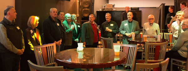 The new Broadway Westport Council board of directors was elected last night at the group's annual meeting.