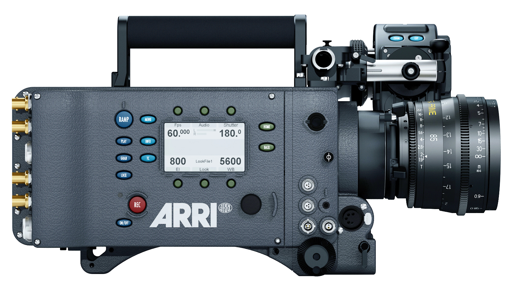 Alexa Audio Arri Alexa High Speed Camera Midtown Video