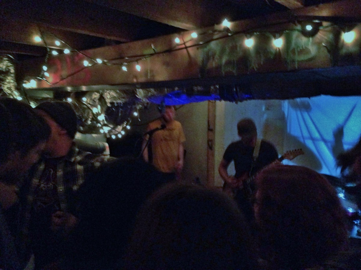 MWA Live: Eau Claire House Show with Sloslylove, Two Houses, Cult and Leper, + more