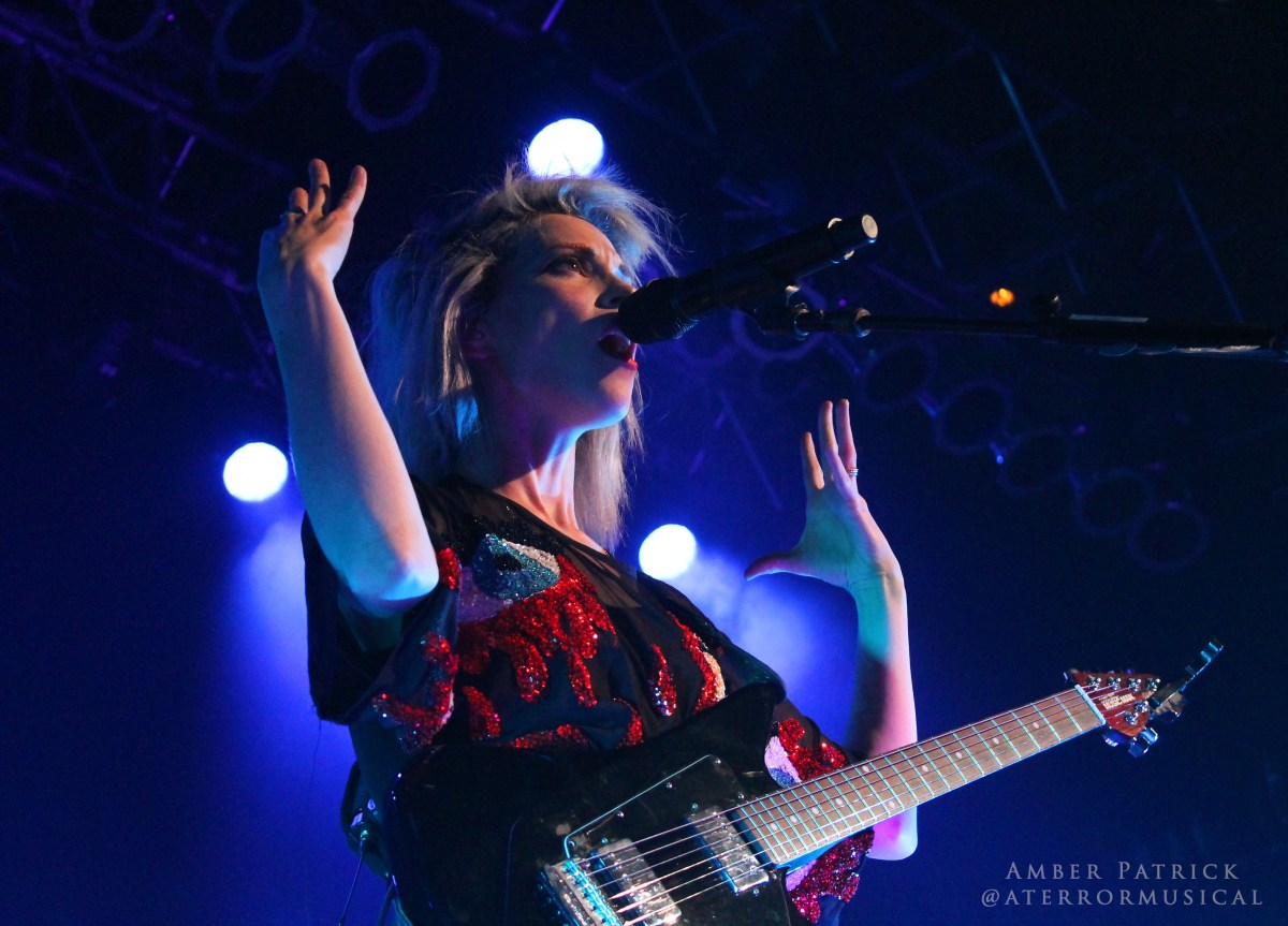 MWA Live: St. Vincent Live at House of Blues Cleveland - 9/30
