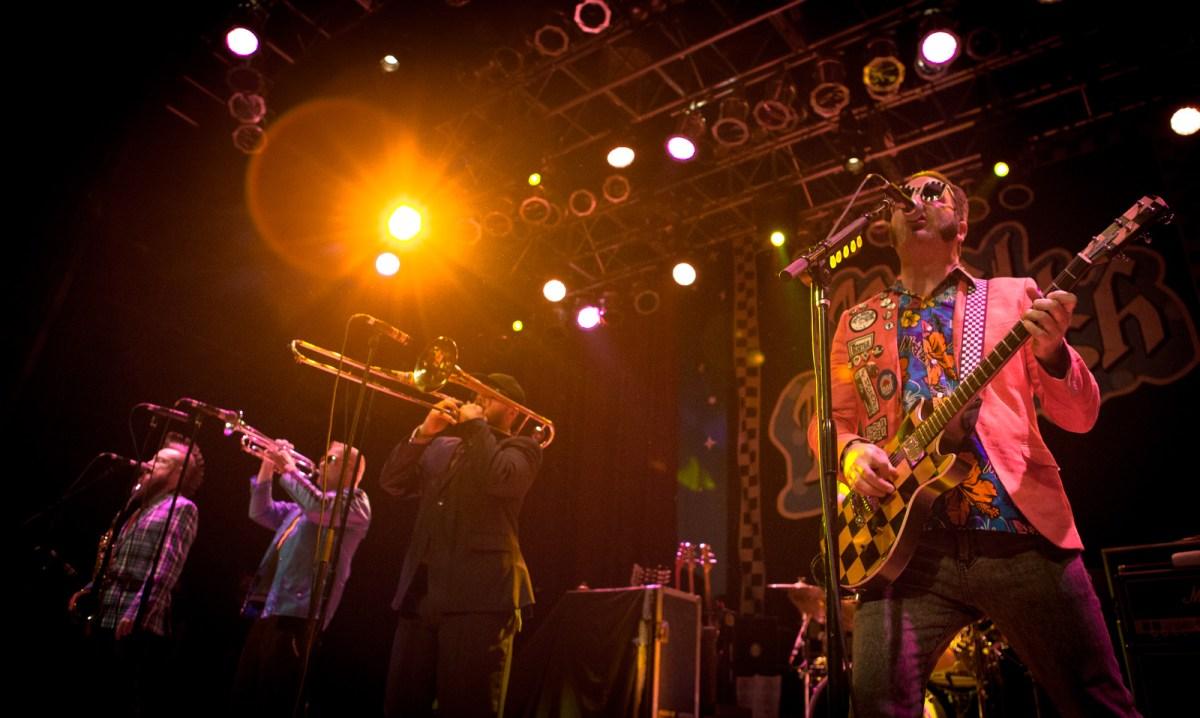 MWA Live: Reel Big Fish & Less Than Jake at the House of Blues Cleveland - 1/23