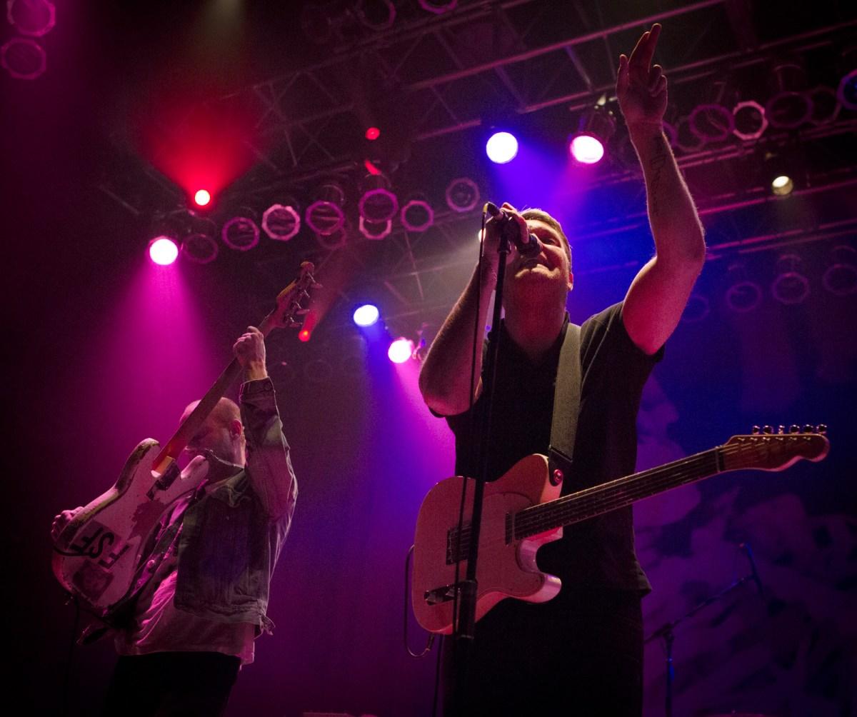 MWA Live: Elliot Moss & Cold War Kids at House of Blues Cleveland - 1/28