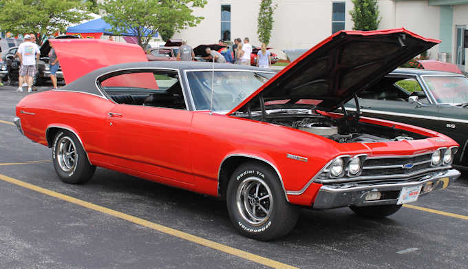 2015 chevelle images