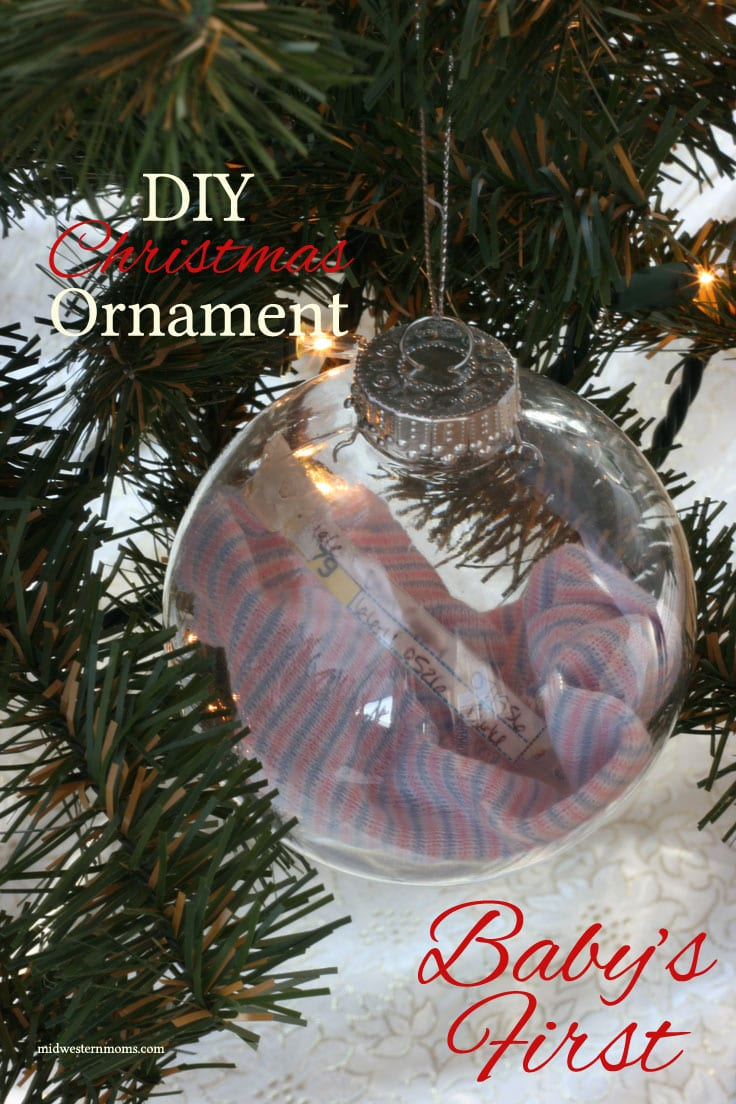 Large Of Baby First Christmas Ornament