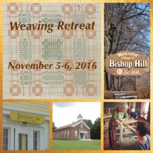 bishop hill retreat collage