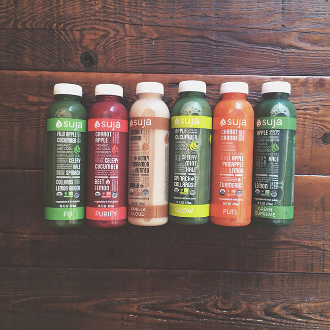 My Suja Juice One Day Cleanse Review