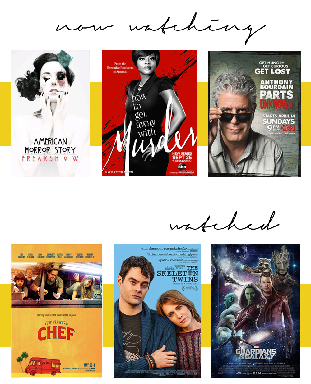 what to read and watch in october
