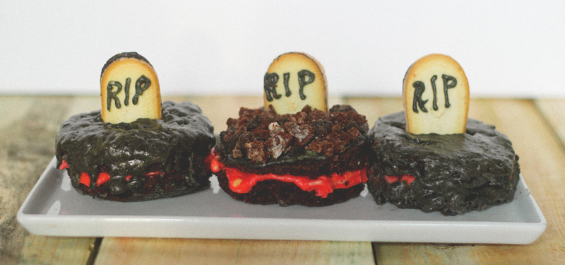 hamini halloween cakes #midwestlovefest