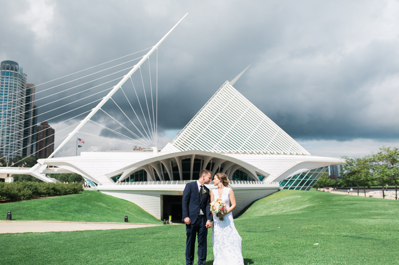 our milwaukee, wi wedding