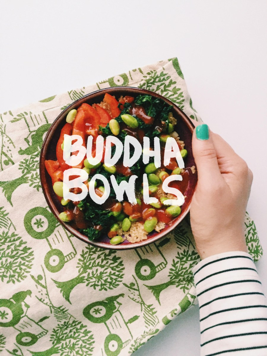 How to Build a Buddha Bowl