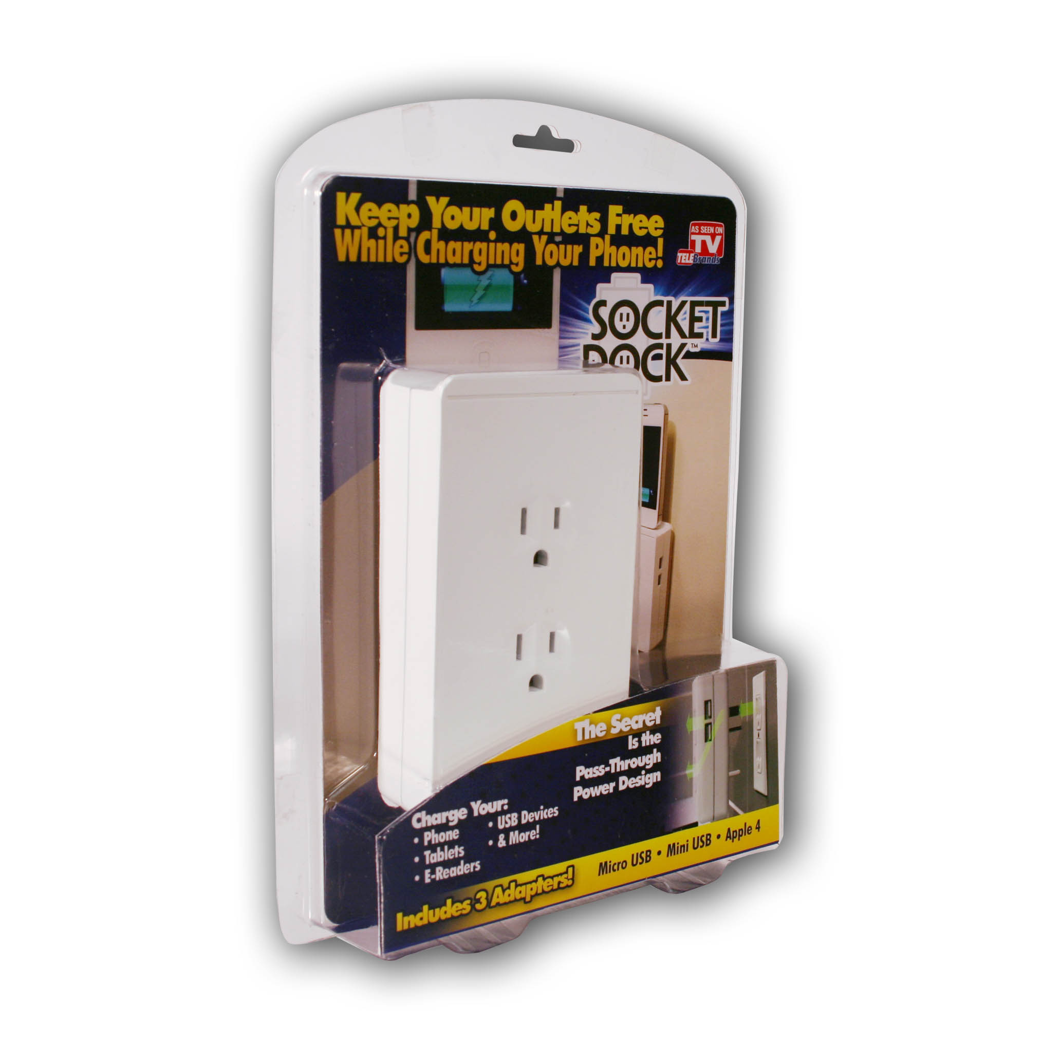 Charlie's Soap Midwest Sales Group » Socket Dock
