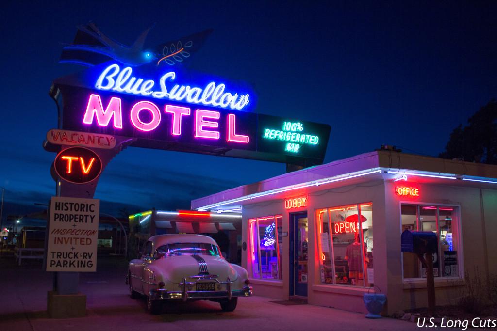 Shelf Wallpaper Iphone Blue Swallow Motel Route 66 Classic Midwest Wanderer