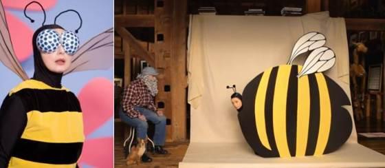 """Isabella Rossellini para la campaña de """"Burt's bees"""""""